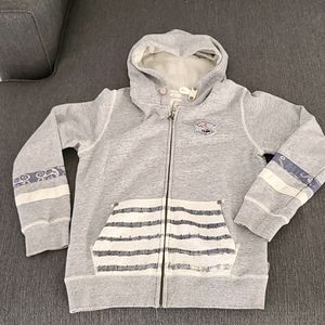 Scotch Shrunk Front Back Graphic Hoodie Boys 10